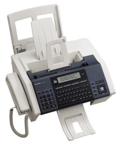 Sharp FO-IS125N Fax