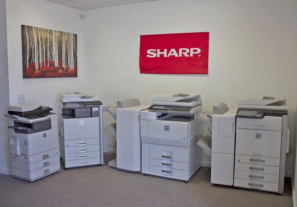 OMS - Office Machine Specialist - Office Equipment Copier Sales