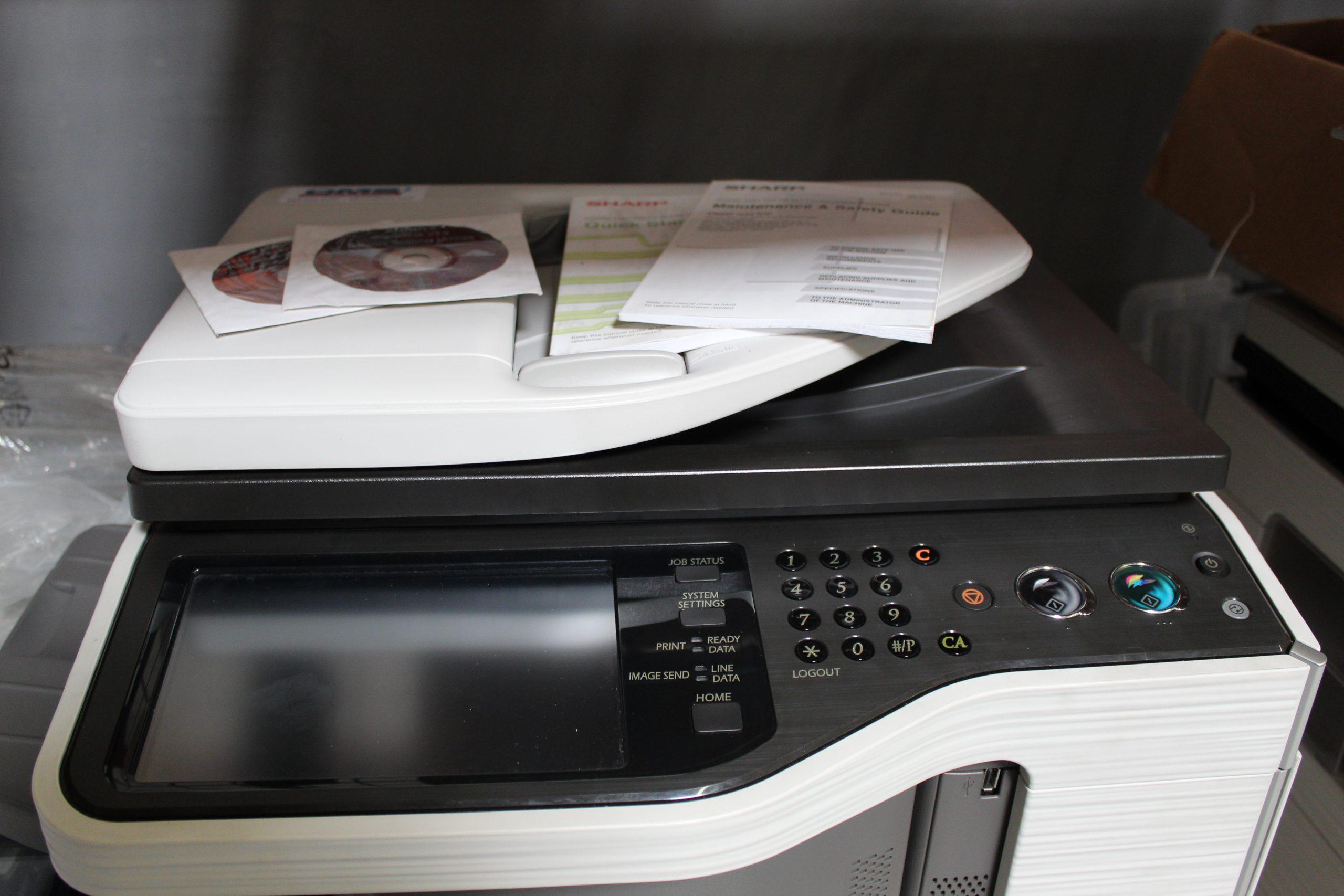 Used Copy Machines